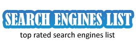 Search Engines List