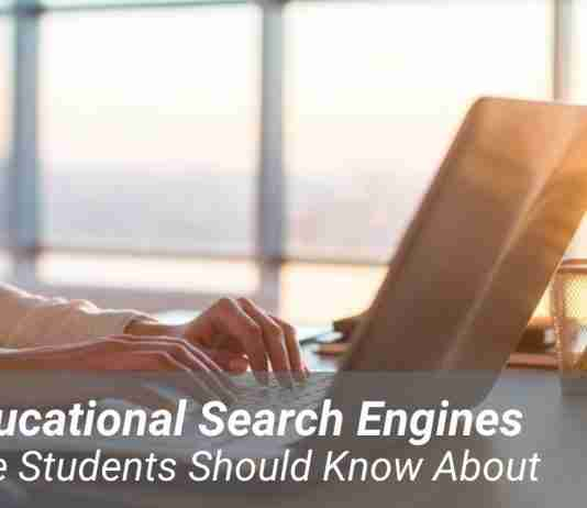 Educational Search Engines