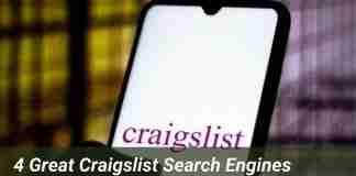 Craiglist Search Engine