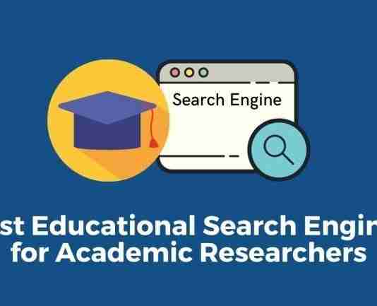 Best Educational Search Engines for Academic Researchers